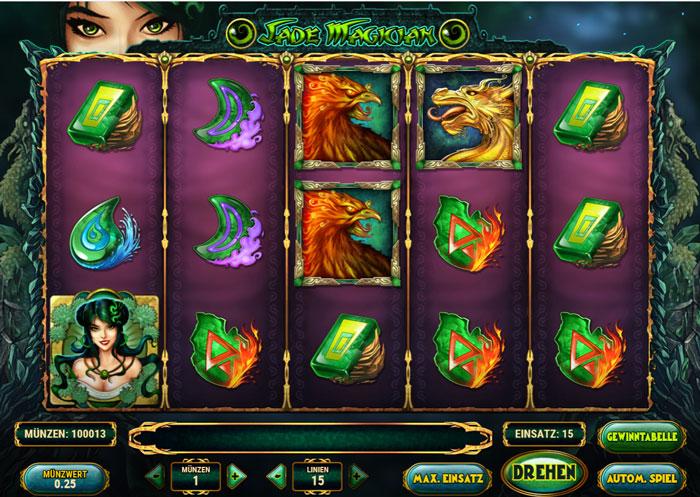 Jade Magician Vorschau