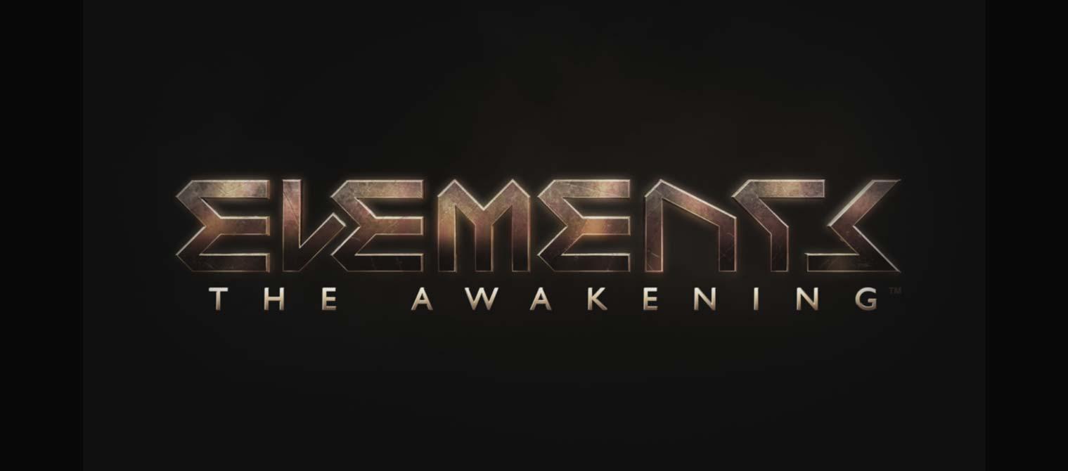 Elements the Awakening Logo